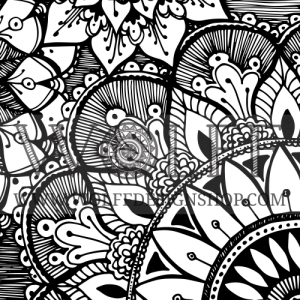 Zoom-mandala-pattern