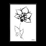 henna-flower